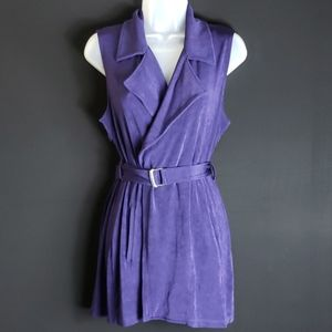 Travelers By Chico | Purple | Vest | Size 0 (4)
